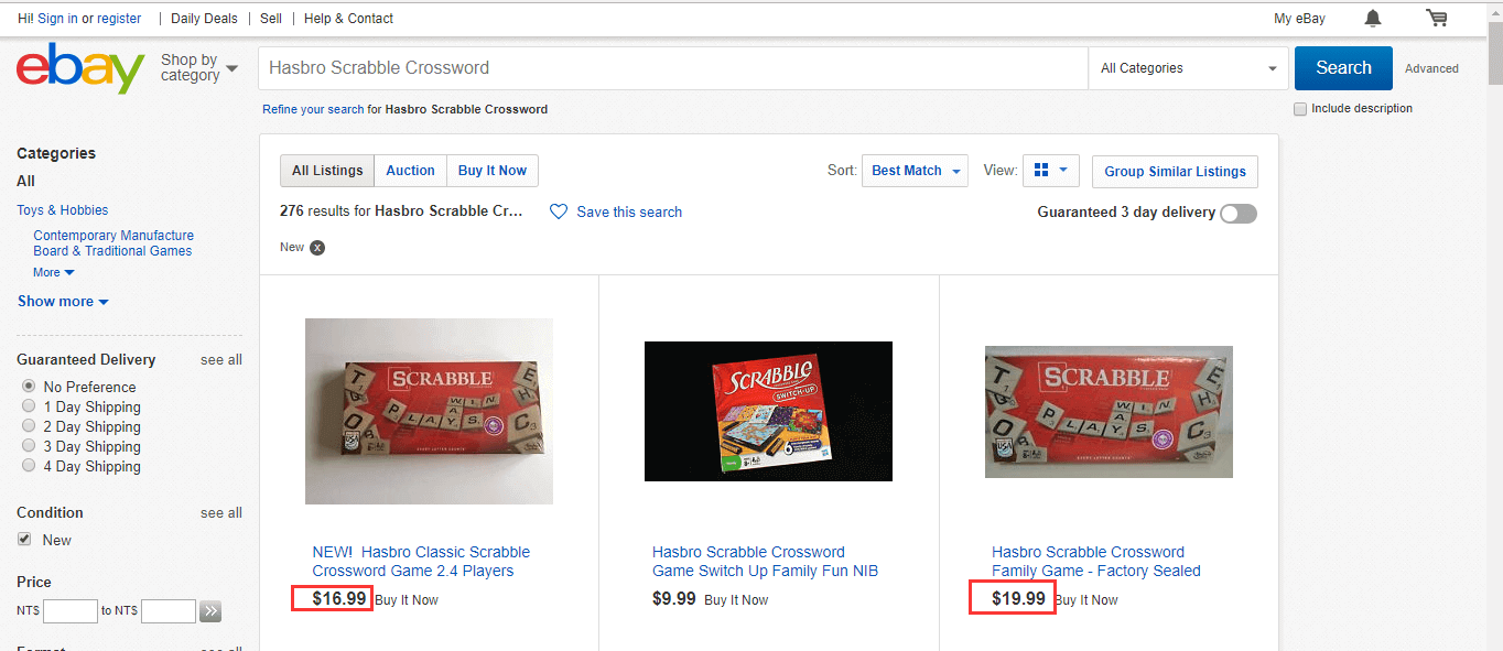 Find Profitable Products to Sell on eBay Using Amazon Sales Data
