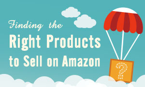 Finding the right product to sell on Amazon