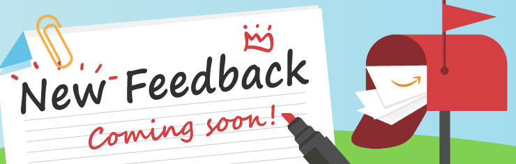 new feedback central for amazon sellers